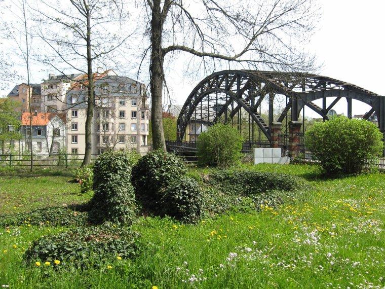 Jardin de Sarreguemines - 1ère partie - par Béa pour lorraineblog