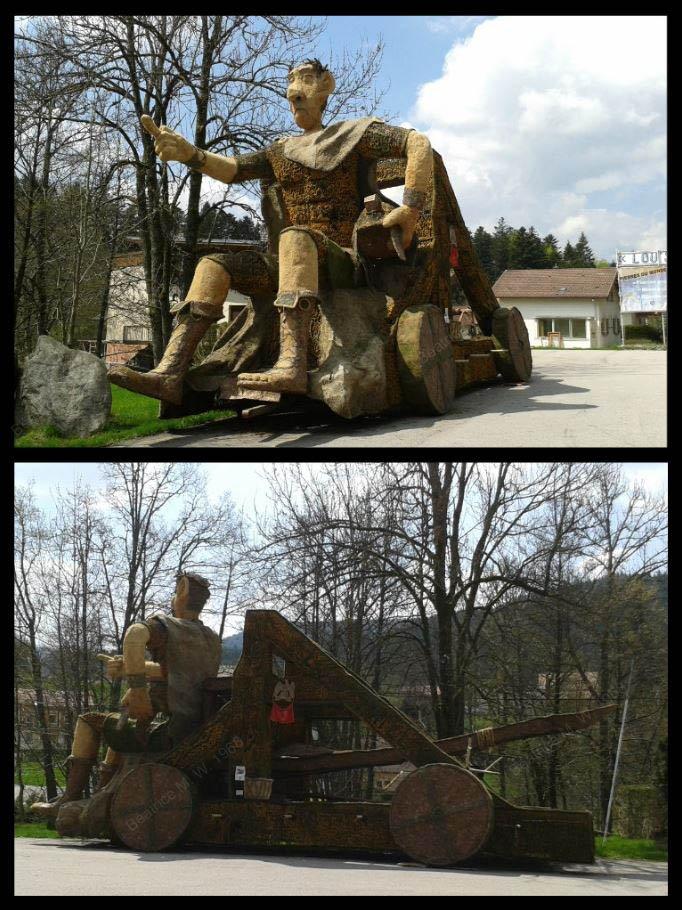 Sortie moto dans les Vosges par Béa pour lorraineblog