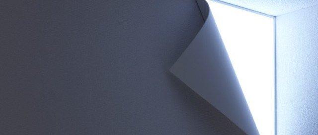 Peel Wall lamp vu par Béa pour lorraineblog