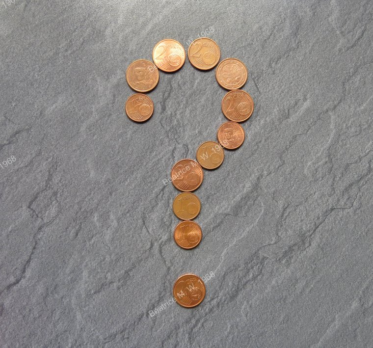 Centimes d'euro vu par Béa pour lorraineblog