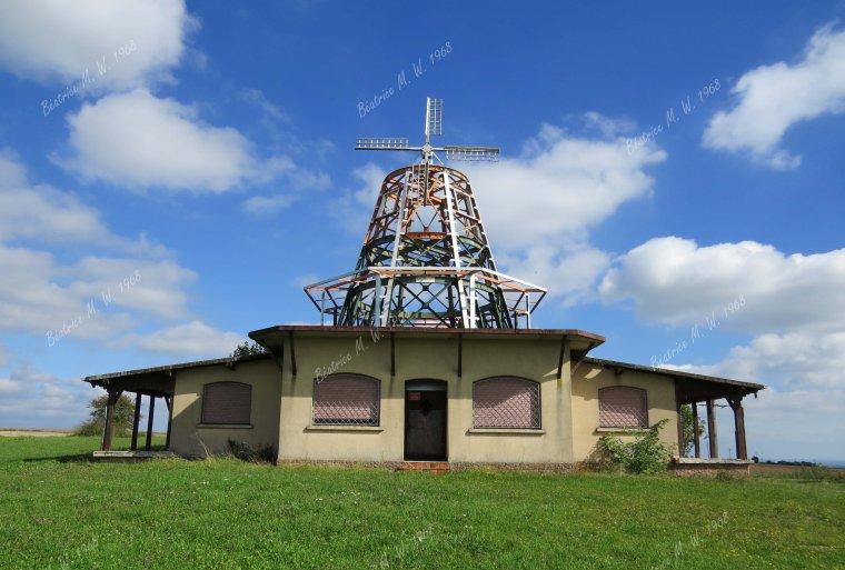Le moulin du Grauberg vu par Béa pour lorraineblog