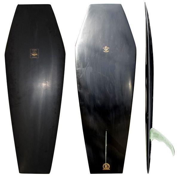 Une planche de surf par Béa pour lorraineblog