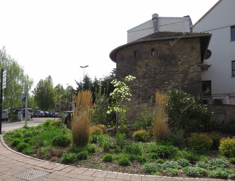 La vieille Tour vu par Béa pour lorraineblog