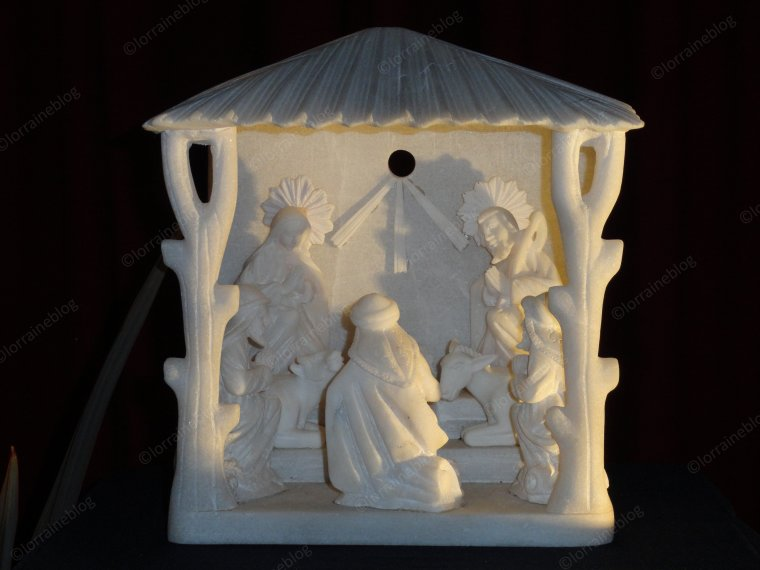 Joyeux Noël 2013 par Béa pour lorraineblog