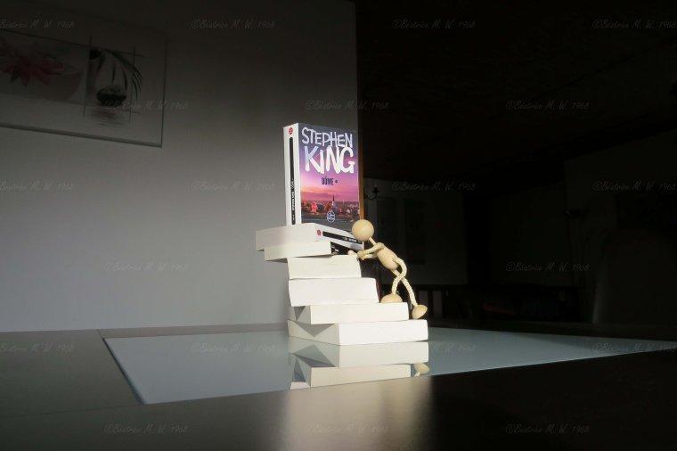 Stephen King lu par Béa pour lorraineblog