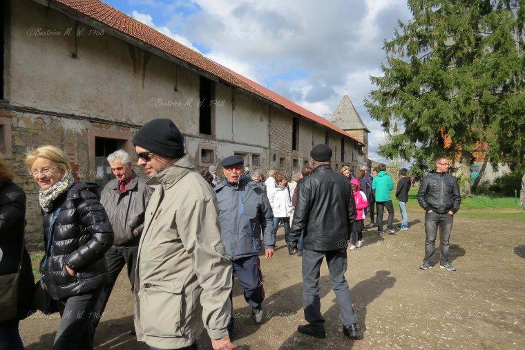 Marche de Carême vue par Béa pour lorraineblog