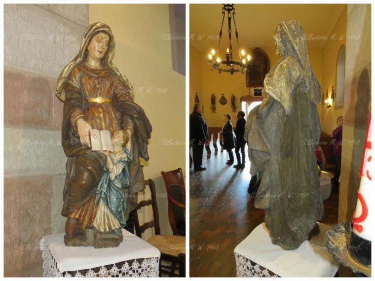 La chapelle de Heckenransbach -partie 2- par Béa pour lorrraineblog