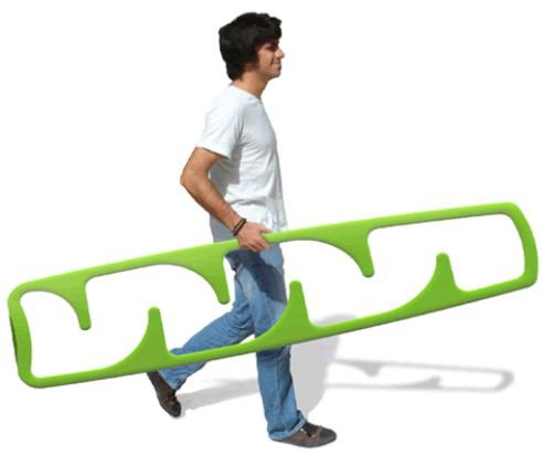 Une échelle par Béa pour lorraineblog