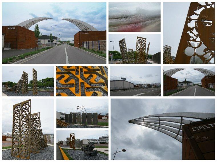 Art urbain à Sarreguemines vu par Béa pour lorraineblog