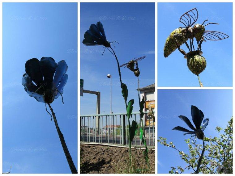 Jardins de Sarreguemines par Béa pour lorraineblog