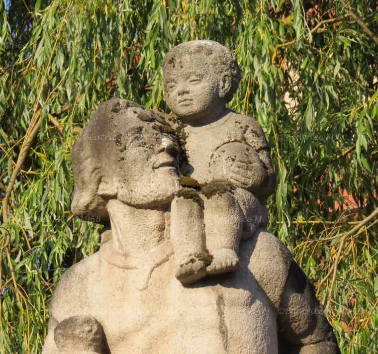Saint Christophe, Sarreguemines par Béa pour lorraineblog