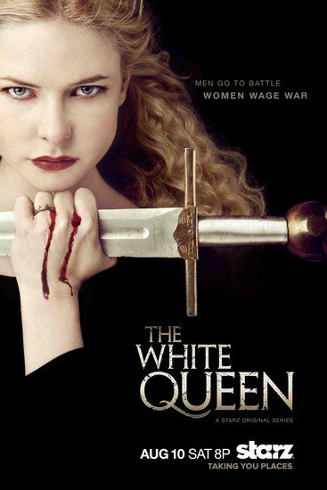 The White Queen & The White Princess