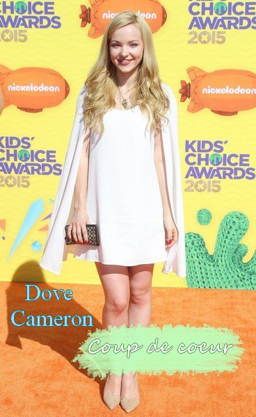 Les Tenues de Stars aux Kids Choice Awards 2015