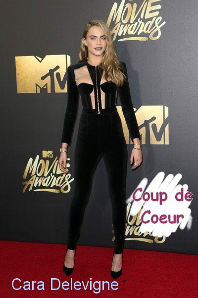 Les Tenues de Stars aux MTV Movie Awards 2016