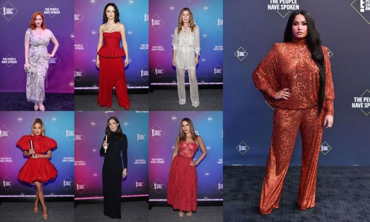 Les People's Choice Awards 2020