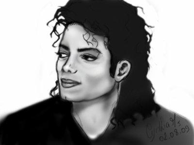 Michael jackson p riode bad mes dessins mangas et r aliste - Dessin de michael jackson ...