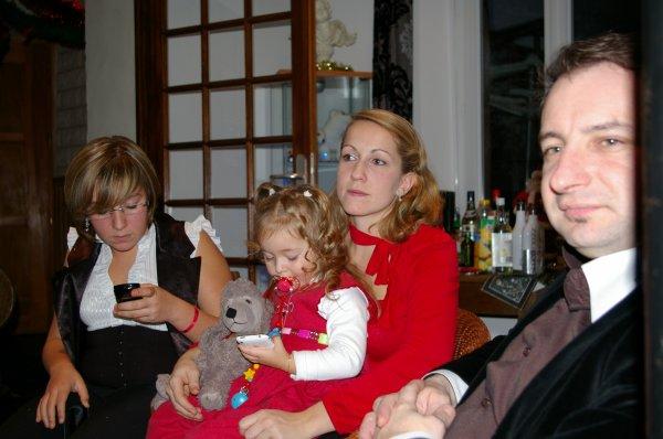 noel en famille !!