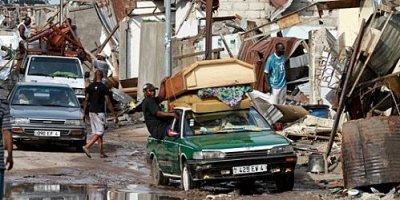 """Explosion à Brazzaville: """"risque"""" pour un autre dépôt de munitions"""
