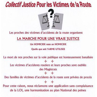 ANTENNE COLLECTIF JUSTICE VICTIMES VIOLENCE ROUTIERE CHAMPAGNE ARDENNES