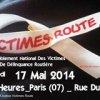 MARCHE BLANCHE DES VICTIMES DE LA ROUTE