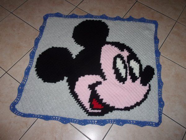 couverture Mickey