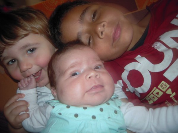 ♥♥♥  mes 3 amours ...