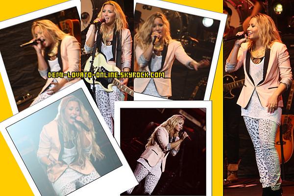 Concerts de Demi