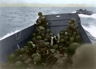 """commémoration : """"D-Day"""""""