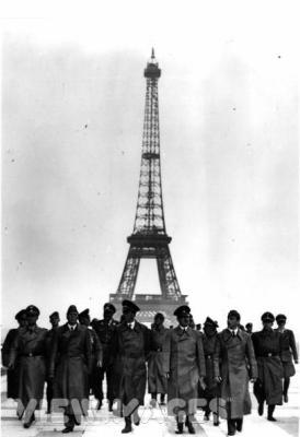 23 juin 1940 : Hitler visite Paris