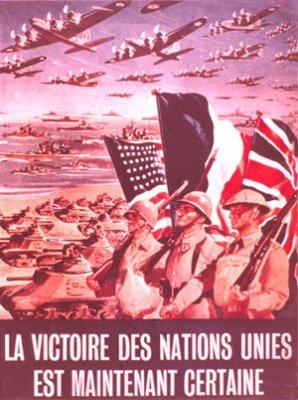 La deuxième guerre mondiale ? Bref résumé