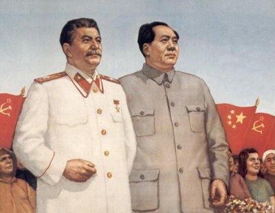 les chefs d'Etats alliés.