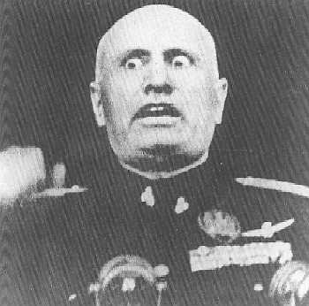 """Benito Mussolini. """"Il Duce"""""""