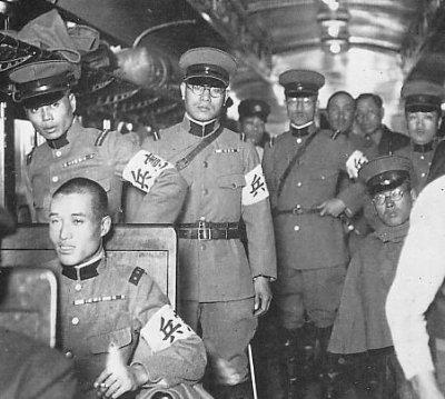 """La """"Tokubetsu Koto Keisatsu"""""""