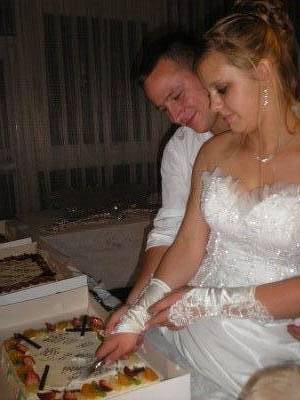 emilia et tony a leur mariage