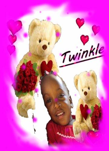 Twinkle Ma petite Nièce!