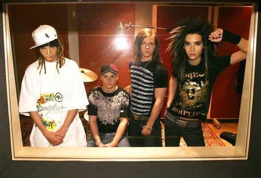 Histoire D'amours Tokio Hoteliennes