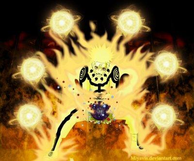 Naruto rikudo sanin