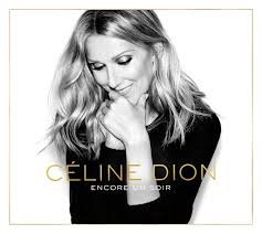 Note album Celine Dion