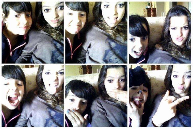 Un Amour de petite soeur.♥