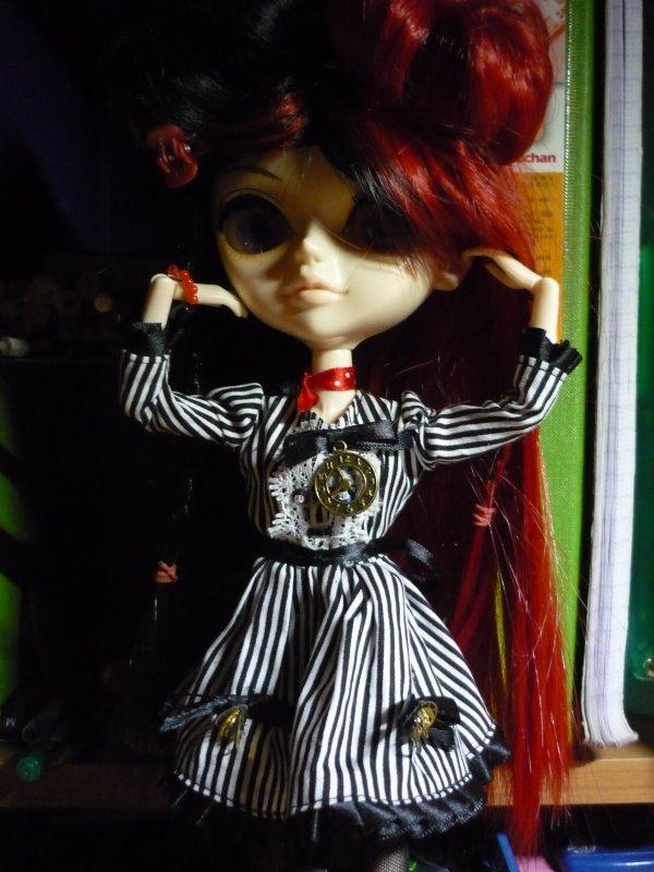 1 tangkou doll : lumi ^^