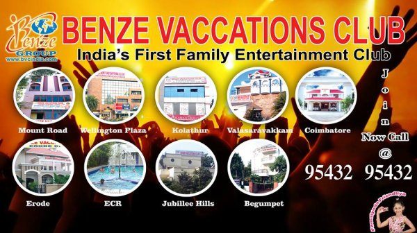 Benze Vacation Club for Every Special Occasion