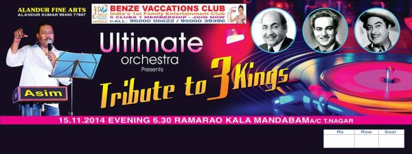 Benze Vacation Club in Tribute To 3 Kings