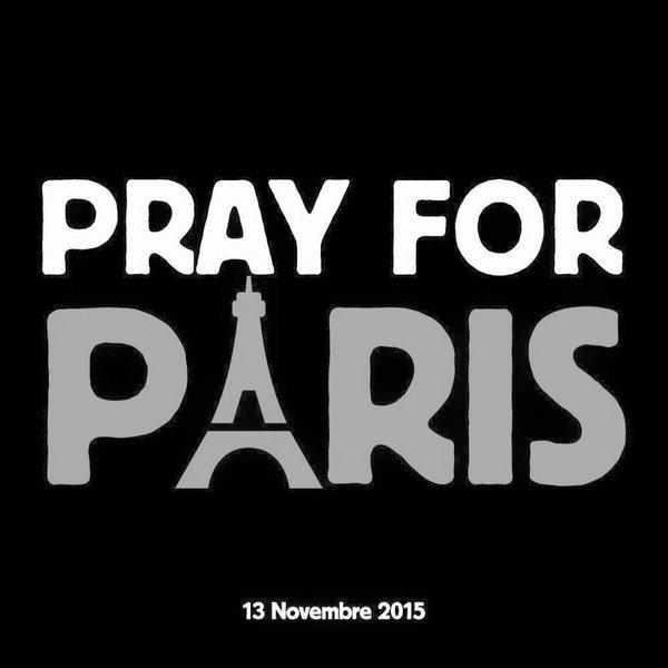 Pray For Paris!!!