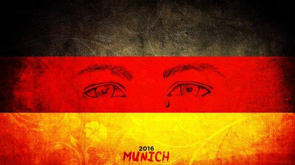 PrayForMunich