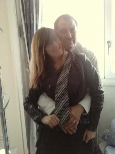 moi et ma fille  de18 ans