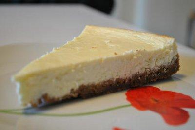 Recette du Cheese cake au citron ✎ J'ai testé pour vous✎