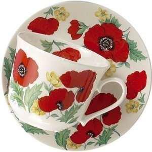 Mes tasses à thé trop kitch de chez Roy Kirkham (porcelaine Anglaise)