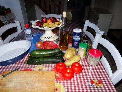 Recette d'été, recette de Provence