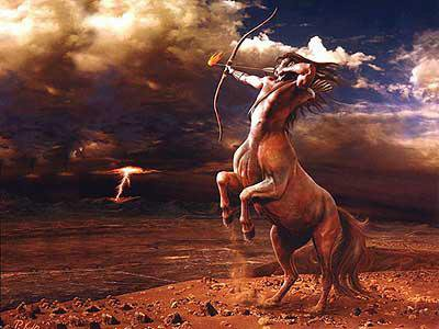le Centaure dans la #mythologie - #légende #fantastique