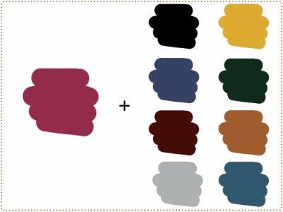 parlons chiffons avec quoi porter un pantalon couleur bordeaux mode merci de m 39 avoir. Black Bedroom Furniture Sets. Home Design Ideas